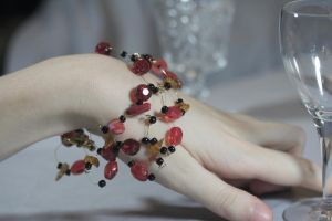 River of Fire Chainmaille by TEMPERATE-SAGE