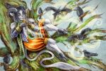 The Flute Faun by HeatherHitchman