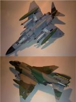 F4 phantom by kenofchaos