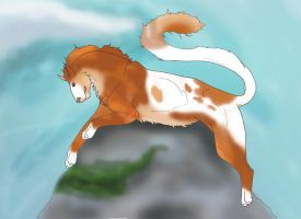 Simba 071 for Art Auction 2 by Avalonfang4
