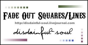 Fade Out Squares, Lines by disdainful-soul