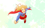 Supergirl by pungang