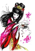 Chinese Empress by Yui-san
