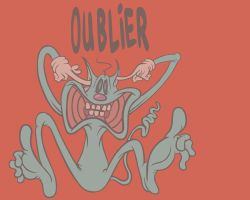 OUBLIER by Cosmic-Onion-Ring