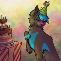 Sweet sixteen and all by SpitfiresOnIce