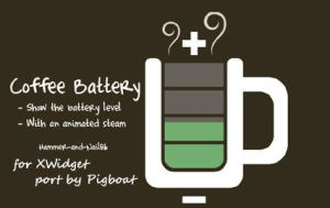 Coffee Battery by pigboat
