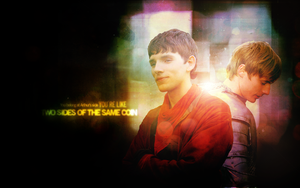 merlinXarthur wallpaper 4 by inacloudyday