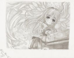 Angel Beats by katielynn456