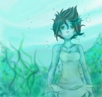 Underwater by CluelessCaptain