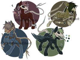 :CLOSED: Gryvallon Adopts by WhiteNoiseGhost