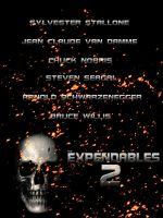 The expendables 2 by agustin09