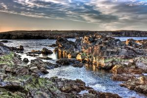 HDR Shores of Bonavista 11 by Witch-Dr-Tim