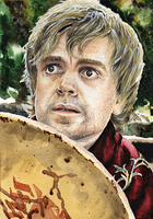 Tyrion Lannister by Shigure92