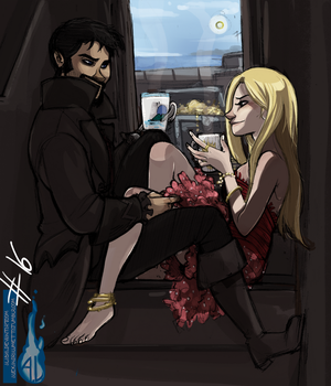 Captain Swan (OUAT) by Alasya