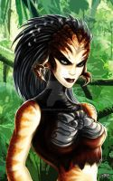 the woman predator by clemper