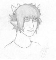 Sollux Captor by CloakedNobody