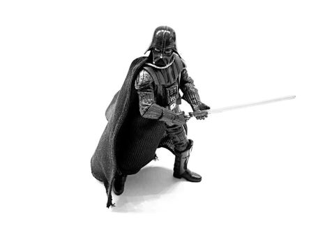 Mini Vader by theCrow65