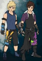 Zak and Liam Version 2 by CloudyRose06