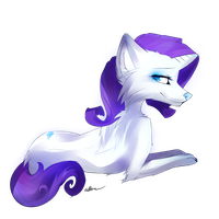 Wolf Rarity by Affanita