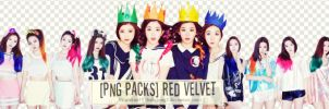 [PNG PACKS #3] RED VELVET by babyjung2