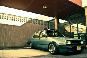 the jetta. by JessLleras