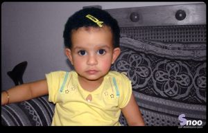My niece by nabed