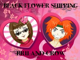 ~Black Flower Shipping~ by XxXxRedRosexXxX