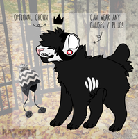 TOBY REF by RATEETH