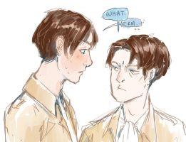 Agonized Laughing gg SNK by flickawhite