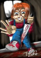 Chucky's Coming for ya! by Tahkyn