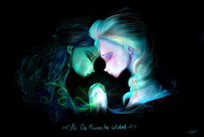 No One Mourns the Wicked by Kittykatpaws