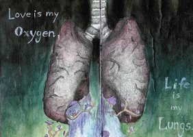 Page 4: Life is My Lungs by Chrisily