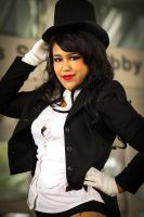Completed Zatanna by Strawberry-Photo