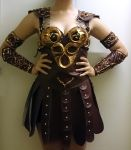 Xena costume 95% done by LeHinT