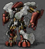 Transmorphers 'Rubble-bot'1 by nato2469