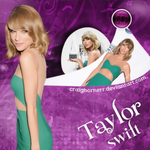 Taylor Swift AMA's 01 Photopack by CraigHornerr