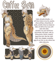 Coffee Bean by TeaLeo
