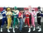 Stand up with the Mighty Morphin Power Rangers! by Chen-Chan