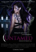 Untamed - Movie Poster by NatBelus