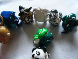 Animal Charms Back Shot 2 by ChibiSayuriEtsy