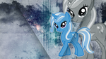 Wallpaper: Trixie by MadBlackie