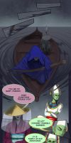 PHOCT Introduction Comic - Set Five by RobinRone