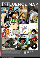 my influence map by Tsuchie92