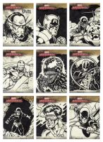 2008 Marvel Masterpieces D by tonyperna