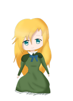 IB: Chibi Mary by kawaiigirl300