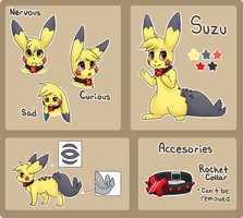 Suzu Reference by Poket-Skitts