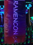 Glowy RamenCon Banner by CollegeCADKid8908