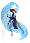 Korra by ShinobiNyan-Cat