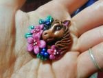 Horse Pendant by PoisonJARCreations