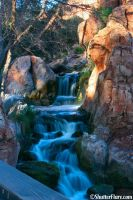 Big Thunder Waterfalls by DTrigger05